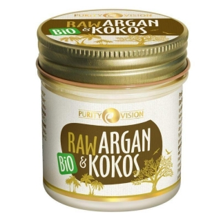 RAW Argan a kokos bio